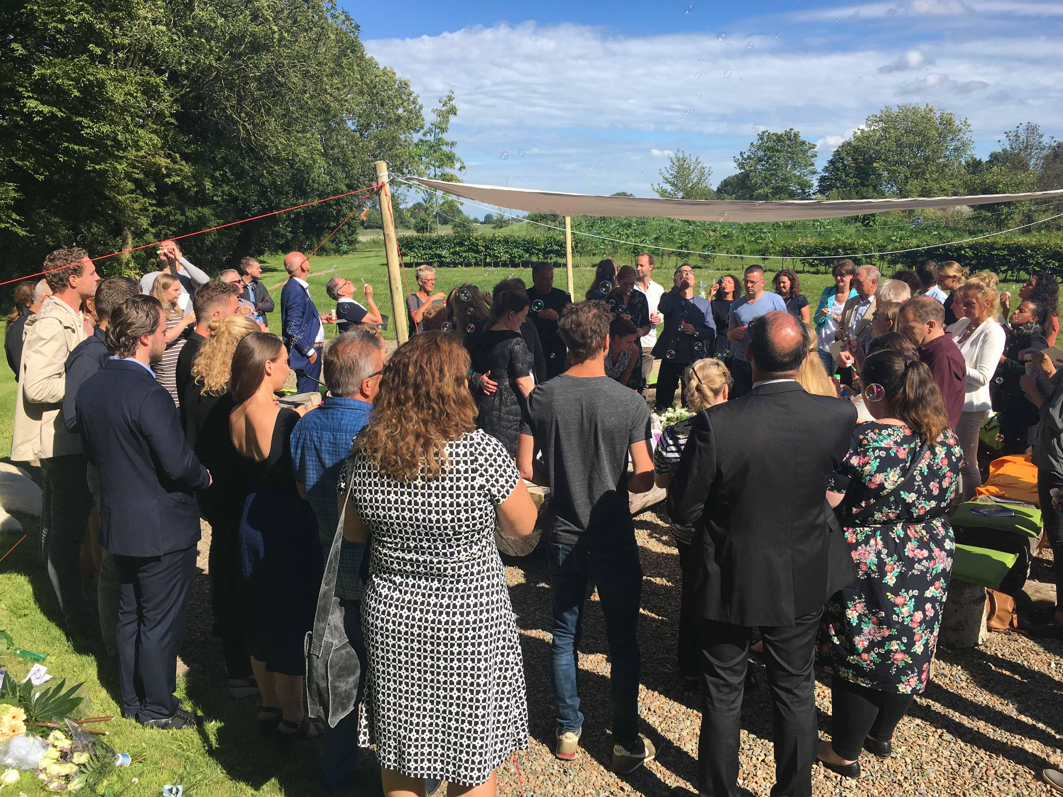 Afscheidsviering Crematorium Heerhugowaard