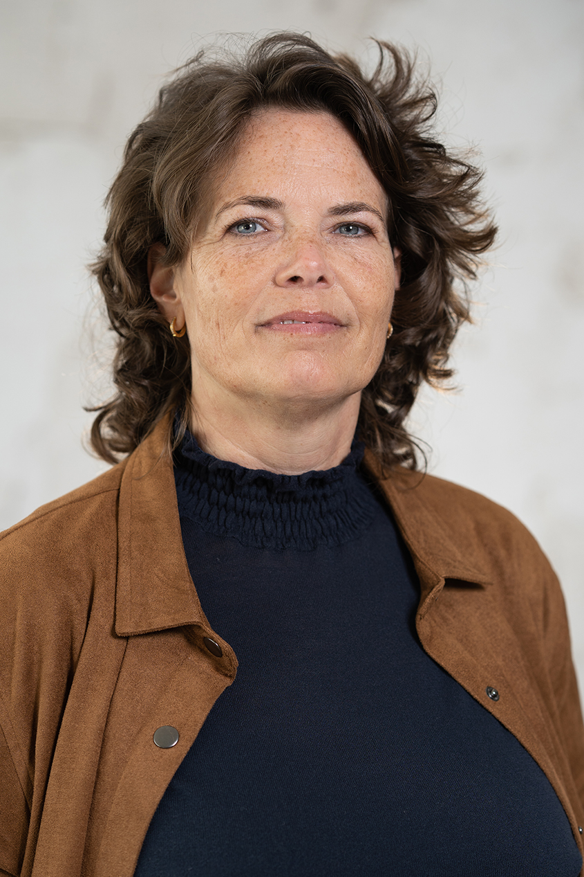 Portretfoto's Wendy van der Meer