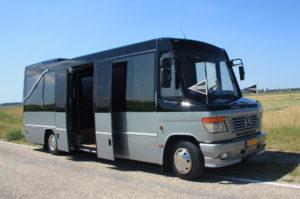 Uitvaartbus Charon Uitvaart