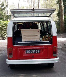 VW T2 uitvaartbus - Charon Uitvaart