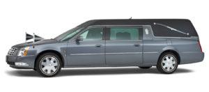 Cadillac-grijs-Landaulet-rouwauto Charon uitvaart SV