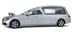 Mercedes-grijs-glas - Charon uitvaart