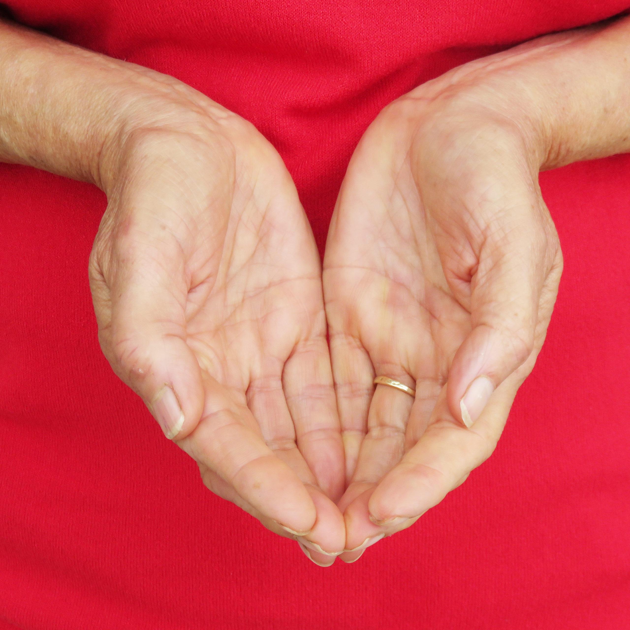 Open hartbegroeting - Charon Uitvaart