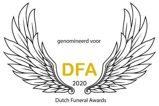 genomineerd DFA 2020