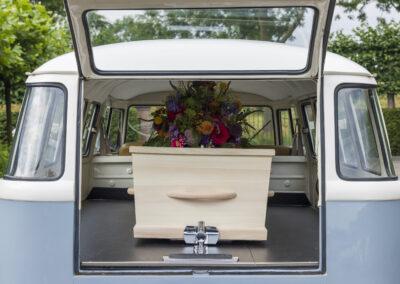 Achterkan VW busje