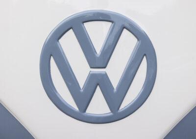 Logo VW busje